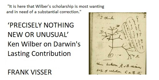 Wilber on Darwin's Lasting Contribution