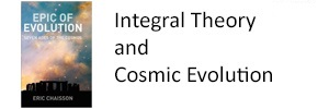 Integral Theory and Cosmic Evolution