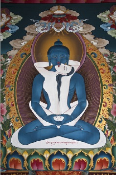 Samantabhadra, the Primordial Buddha