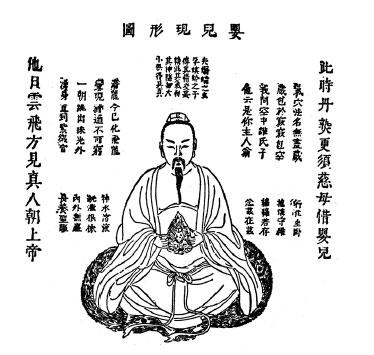 spiritual embryo