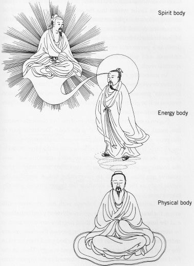 Integral Immortality, The Kundalini/Golden Embryo Theory of