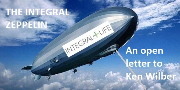 The Integral Zeppelin