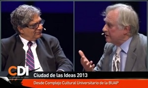 Chopra and Dawkins in debate