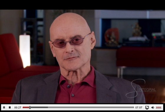 Ken Wilber's key note address