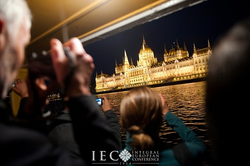 IEC2014 Budapest Conference - Boat Party