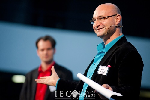 IEC2014 Budapest Conference - Dennis Wittrock and Bence Gánti